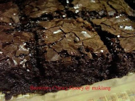 Chewy Brownies @ RM42