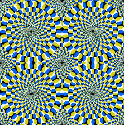 explicacion a algunas ilusiones opticas
