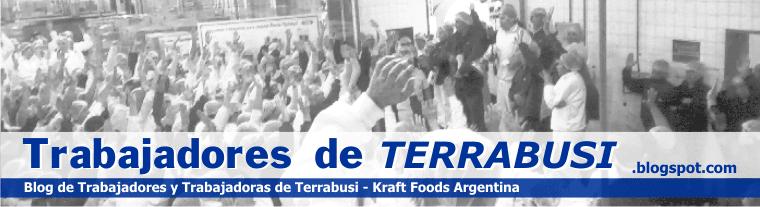Trabajadores de Terrabusi