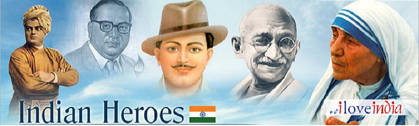 GREAT indian LEADERS( FOR non- INDIANS)
