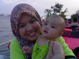 Love Mama & Dhiya Qistina