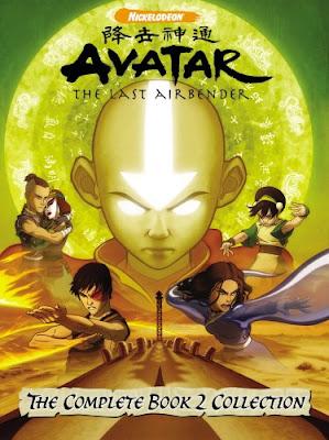 Avatar: La leyenda de Aang - Libro Tierra