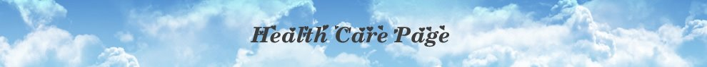 Health Care Page