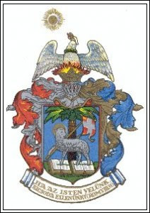 Hungarian Reformed Church, Calvin Synod, coat of arms