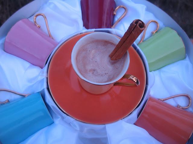 Santa Hot Chocolate Recipe