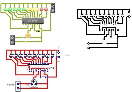 Circuito Luces Audioritmicas : Electronicrobotics robot rastreador de luz