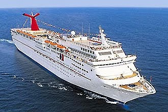 CruiseGuru Carnival Fantasy Sails Into Charleston South
