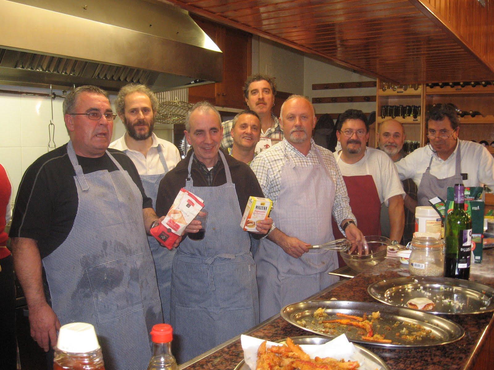 Talleres de cocina: Talleres de gastronomía de Haizalde Elkartea ...