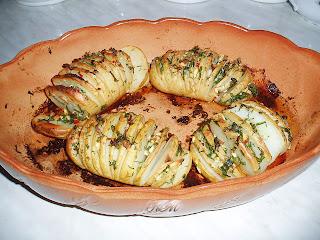 Симпатичная картошечка