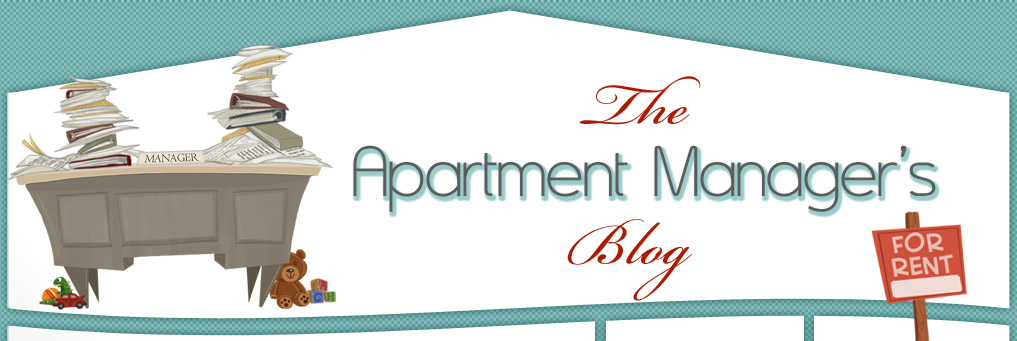 The Apartment Manager's Blog