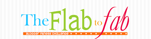 #8 April - Flab to FAB Official Contestant