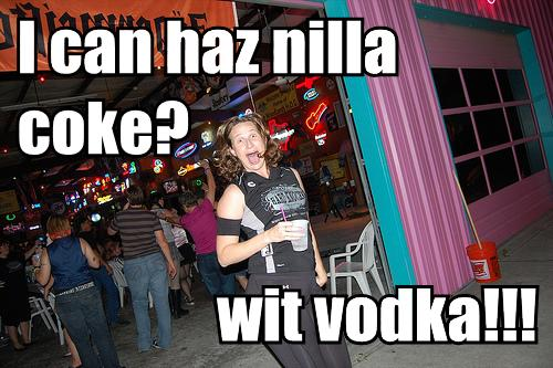 I can haz nilla coke