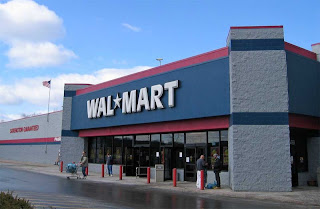 wal mart sales
