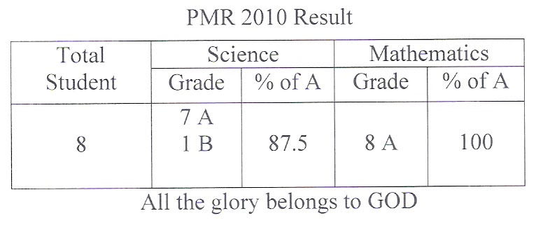 The Day I Got My PMR Result Essay Sample