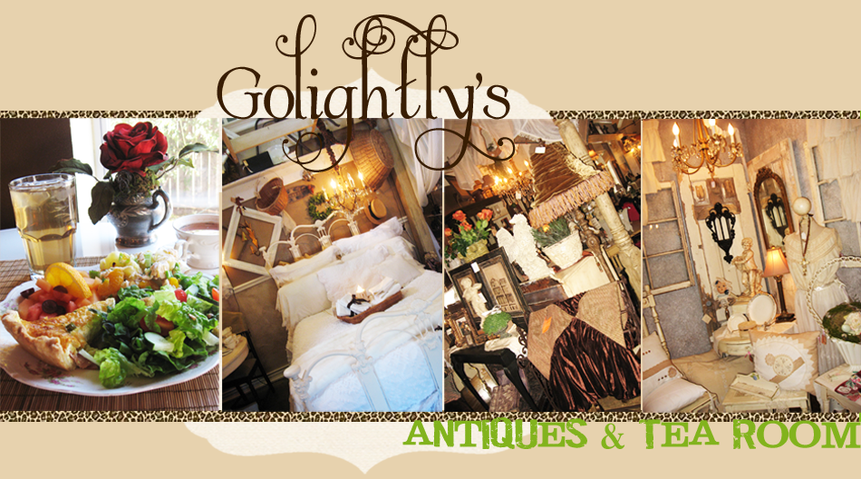 Golightly's Antiques & Tearoom
