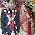Sania mirza, Shoaib wedding snap