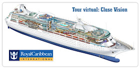 Tour Virtual por el Enchantment of the Seas