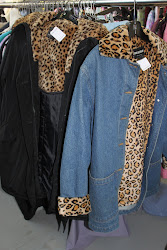 Leopard Fur Collars