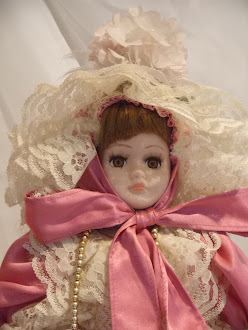 Semour Mann's Catherine Collectable Doll