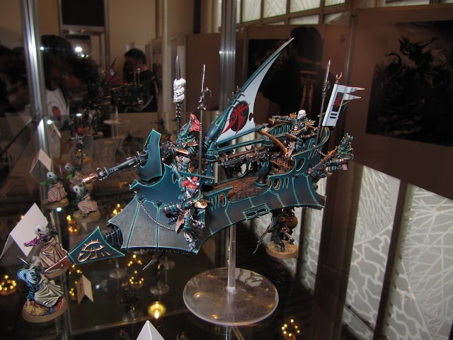 German and Italy Gamesday (some new Dark Eldar pics)