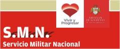 SERVICIO MILITAR NACIONAL