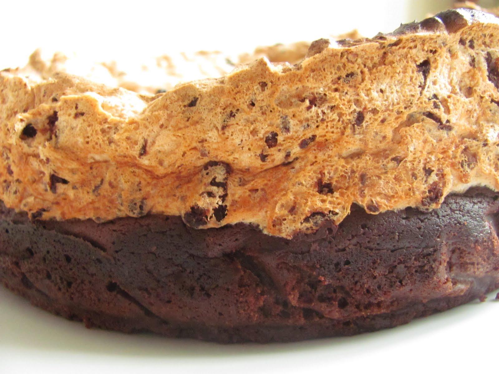 ... the Kitchen 'Splorer: Chocolate and hazelnut meringue birthday cake
