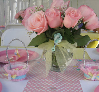 Pink Baby Shower Decoration Ideas