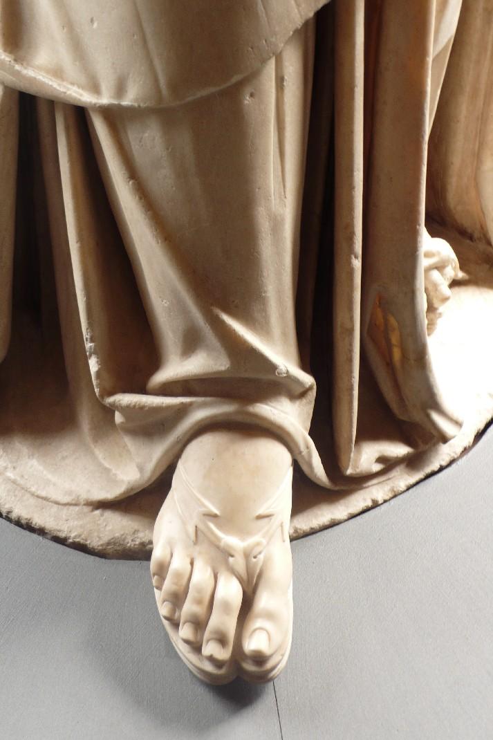El cuaderno de Luis: Museos Capitolinos (I, el pie griego)