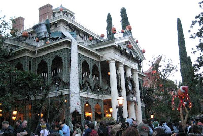 Haunted Mansion Overlay