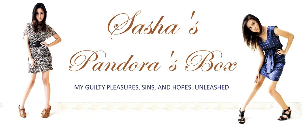 Sasha's Pandora's Box