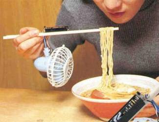Innovation Noodle Blower
