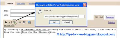 Hyperlinks and Image Links