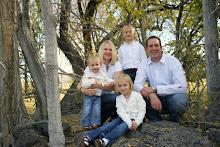 Jeff, Maja, and Family
