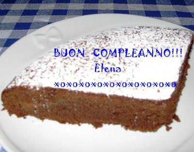 Cucinario Di Nonna Ivana Buon Compleanno Elena