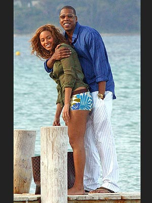 jay z wedding pics. jay z and beyonce wedding