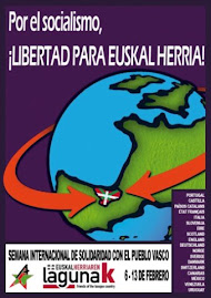 SEMANA INTERNACIONAL DE SOLIDARIDAD CON EL PUEBLO VASCO