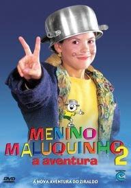 Menino Maluquinho 2 (1999) Capa