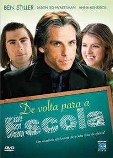 Filme Poster De Volta Para a Escola DVDRip RMVB Dublado