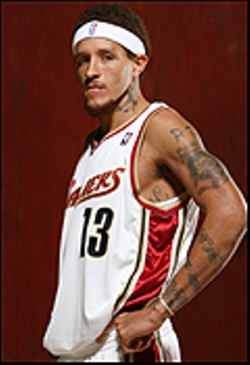 delonte west terminator. images James and Delonte West?