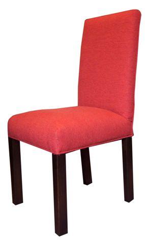 Disegnozeta muebles silla madera maciza ecocuero catalina for Oferta sillas madera