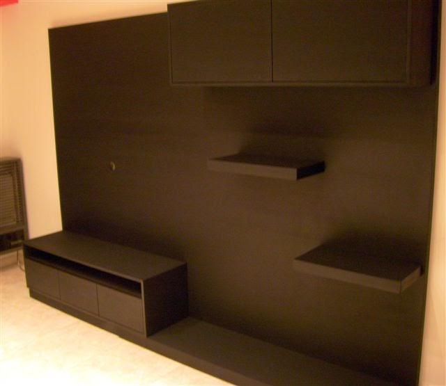 Disegnozeta muebles mueble funcional para tv lcd plasma - Mueble tv plasma ...