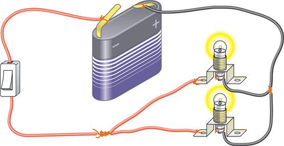 Circuito Significado : Electricidad en colombia