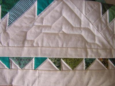 L 39 atelier de la bricole le patchwork en douze etapes - Patchwork modele gratuit dessus de lit ...