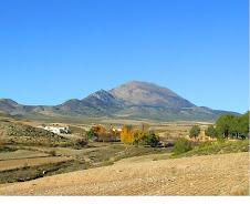 otoño en el Altiplano