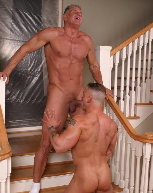 Steele porn Derek star gay