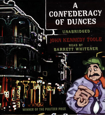 an analysis of a confederacy of dunces by john kennedy otoole A confederacy of dunces, by john kennedy toole: analysis of the novel john kennedy toole is among one of the greatest in john toole's novel, a confederacy of.