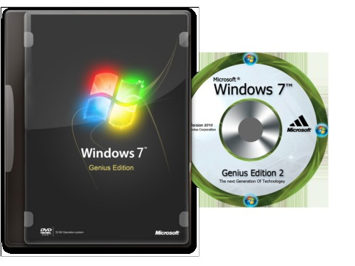 free  gratis  de borla  Full: Windows XP 7 SP3 Genius Edition 2010