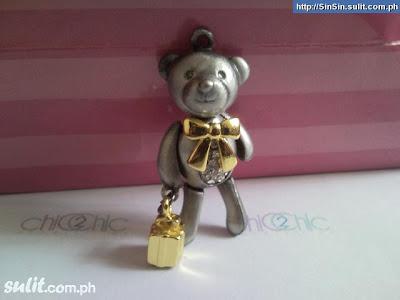 Chic2Chic bear