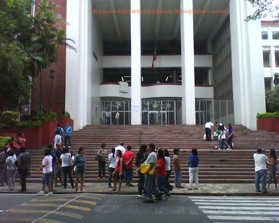 Palma Hall, UP Diliman