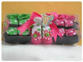 BABY SOCKS GIFT SET (RM29)